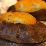 Twice Baked Potato – The Perfect Steak Side Dish
