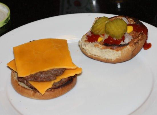 Homemade McDonald's Double Cheeseburger Recipe