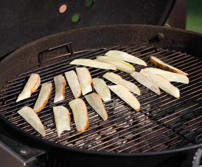 Grilled French Fries Recipe