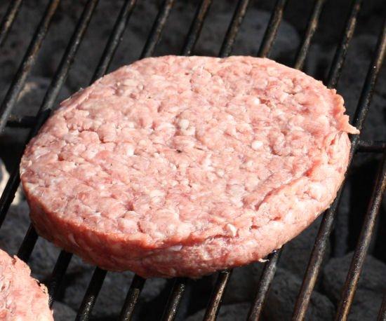 Roseda beef burgers