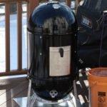 Weber Smokey Mountain BBQ Smoker