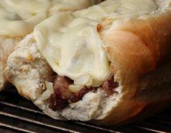 Grilled Ribeye Steak Sandwich
