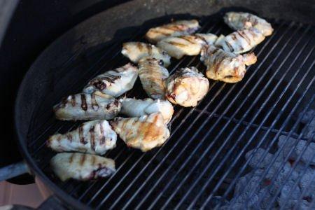 Garlic Parmesan Wing Sauce Recipe