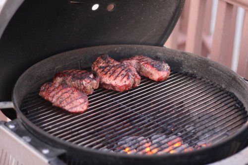Grilling a Costco Filet Mignon