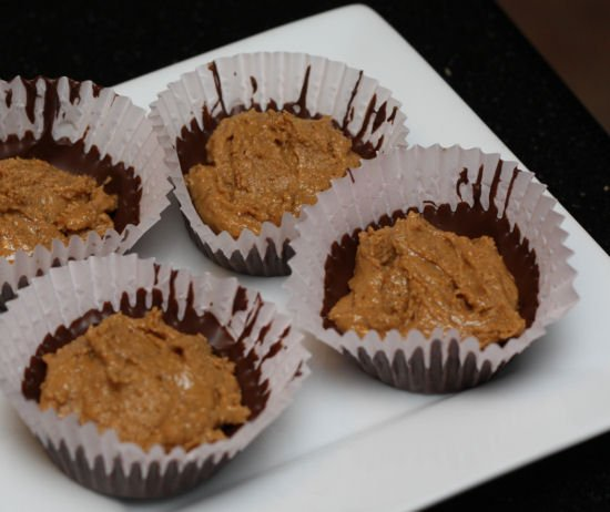 Fluffernutter Peanut Butter Cups