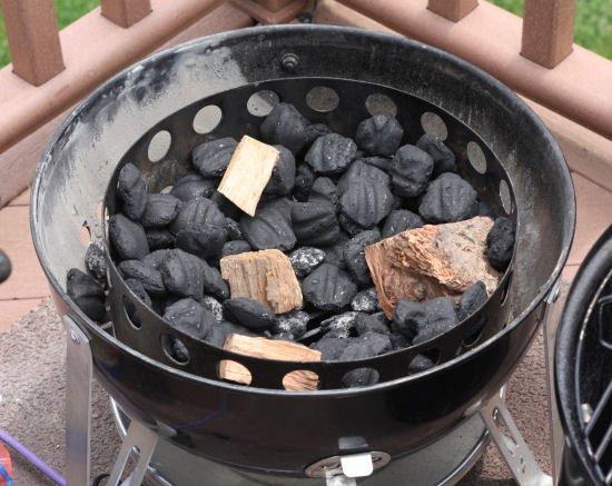 How To Light A Weber Smokey Mountain Bbq Smoker To Smoke Ribs