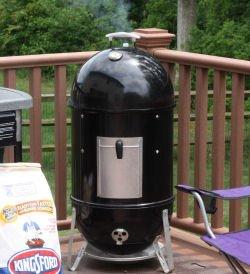 small smoker grills
