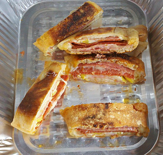 Pepperoni Roll Tailgate Appetizer