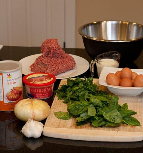 Grandma Maroni's Meatball Recipe - on the grill