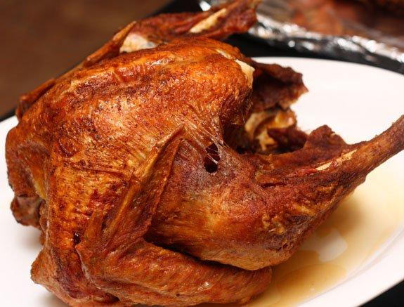 How to fry a turkey - best turkey recipe ever