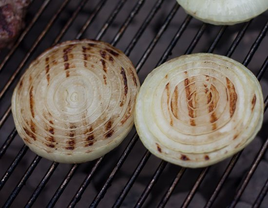 How to grill sweet vidalia onions