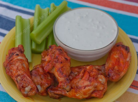 Sriracha Honey Wing Sauce
