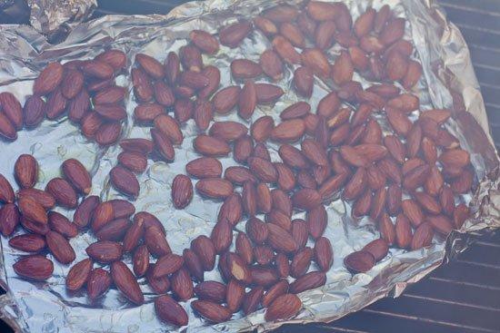 Smoked Almond Hummus