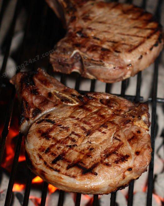 Alton Brown's Pork Chop Brine