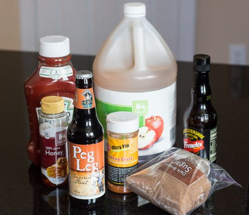 Stout Beer BBQ Sauce Recipe - Grilling24x7
