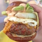 Spicy Sriracha Mayo Burger Sauce