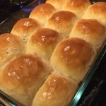 Homemade Batter Rolls – Perfect Side Dish to Grilled Turkey