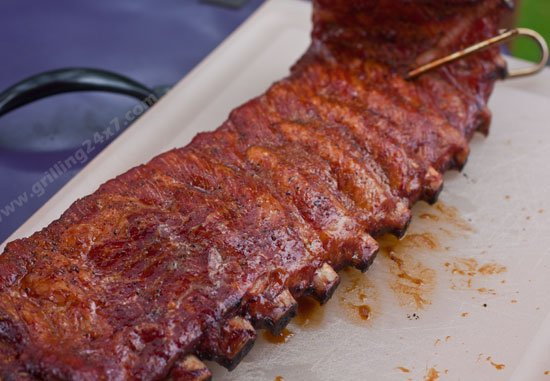 Pit Barrel Cooker Review Part 1 - BBQ Spare Ribs