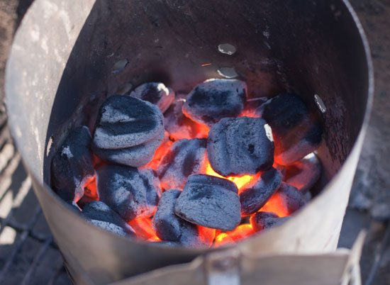 How to light a pit barrel cooker for smoking a turkey - grilling24x7.com