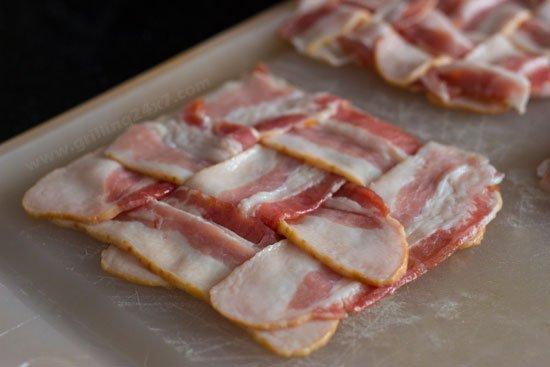 Cinnamon Sugar Bacon Weaves - Grilling24x7.com