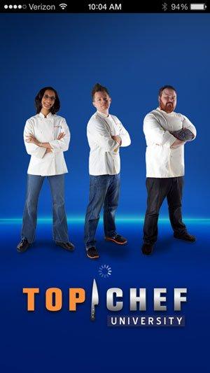 Top Chef University App Review - Ipad