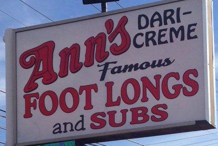 How to make an Ann's Foot Long Hotdog