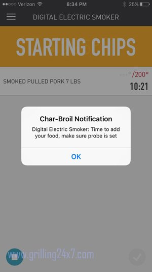 Char-Broil Wifi Connected Digital Electric Smoker Review and Coupon Code