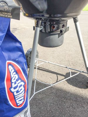 Charcoal Ash Pan - Stok Drum Charcoal Grill Review