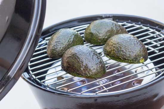 Stuffed Avocado Recipe on the Stok Tourist