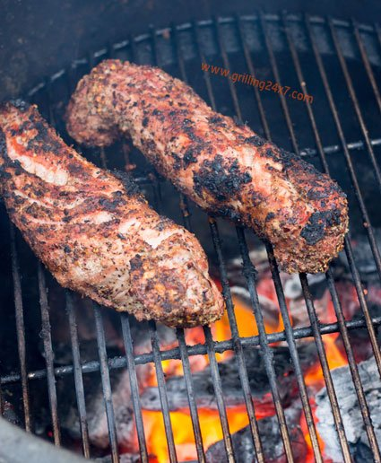 Spicy Pork Tenderloin Rub Recipe