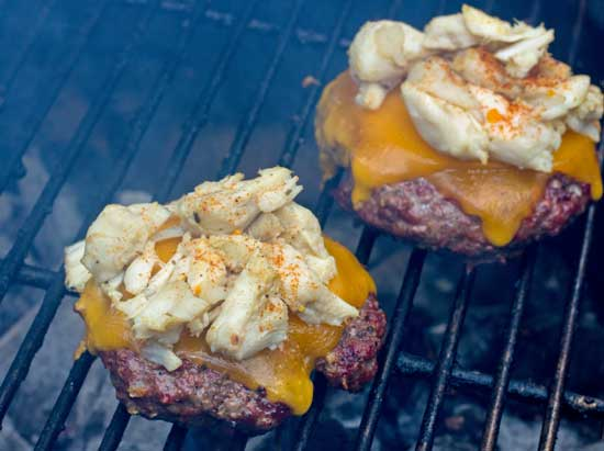 Jumbo Lump Crab Meat Burger Recipe - Perfect for the summer cookout