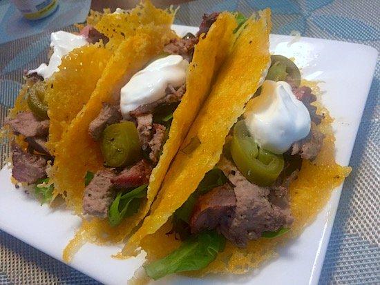 Keto Taco Shell Recipe