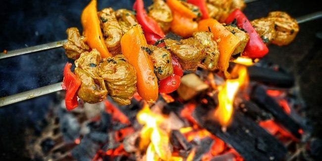 Kebabs and Russian Skewers
