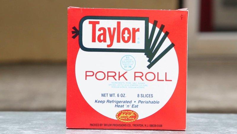Taylor Pork Roll Deviled Eggs