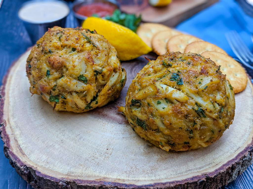 How to make Maryland crab cakes on the grill